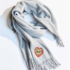 Urban Outfitters Anytime Grey Scarf